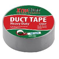 "1.89""x60yd Gray Duct Tape"